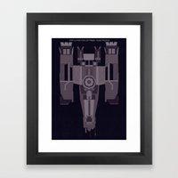 Weyland Industries: Nost… Framed Art Print