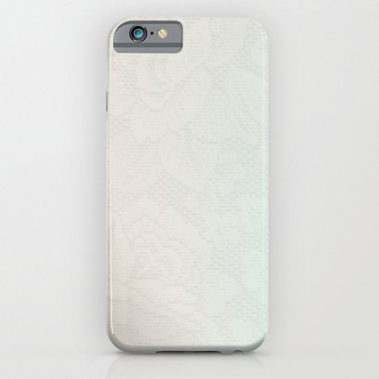 Pastel Lace iPhone & iPod Case