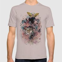 The Great Forage Mens Fitted Tee Cinder SMALL