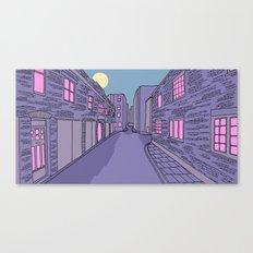 25 Durweston Street, Lon… Canvas Print