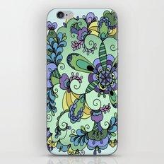 Leafy greens iPhone & iPod Skin