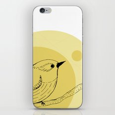 warbler iPhone & iPod Skin