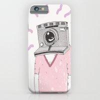 iPhone & iPod Case featuring Alternative by eve orea