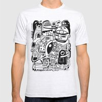 BIG - BW Mens Fitted Tee Ash Grey SMALL
