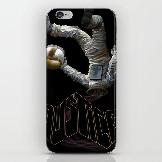 Justice-Planisphere iPhone & iPod Skin