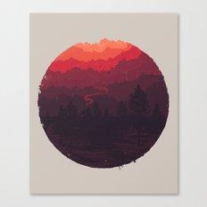 Chimney Canvas Print