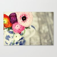 Colors Of Happiness Canvas Print