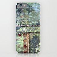Steel Grunge iPhone 6 Slim Case