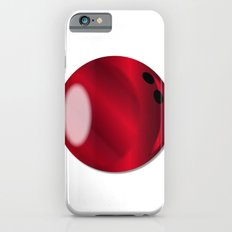 Red Bowling Ball Slim Case iPhone 6s
