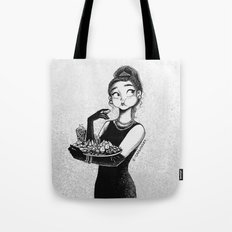 breakfast with Tiffany Tote Bag