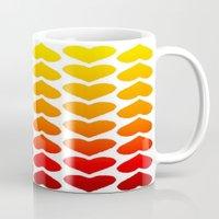Cascading Hearts Mug