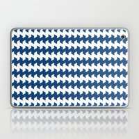 Jaggered And Staggered I… Laptop & iPad Skin
