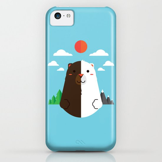 Grizzly & Polar iPhone & iPod Case