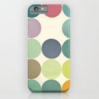 Circles I iPhone 6 Slim Case