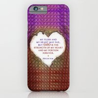 The Strength of My Heart iPhone 6 Slim Case