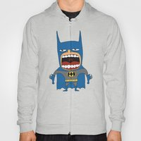 Screaming Batdude Hoody