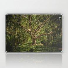 Spirits inside the wood Laptop & iPad Skin