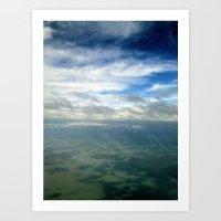Sky 3 Art Print