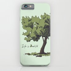 Life is Beautiful Olive Tree Slim Case iPhone 6s