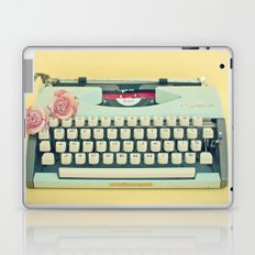 The Typewriter Laptop & iPad Skin