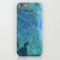 Sea of Swirls iPhone 6 Slim Case