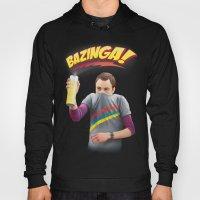 Sheldon  - BAZINGA! Hoody