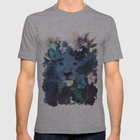 Gloomy Me... Mens Fitted Tee Athletic Grey SMALL