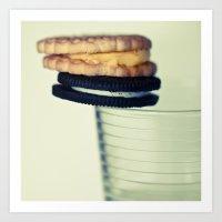 A Balanced Diet II Art Print