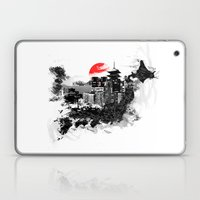 Abstract Tokyo-Shinjuku/… Laptop & iPad Skin