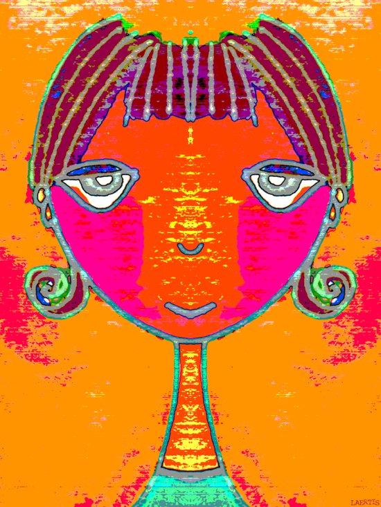 ADITI Art Print