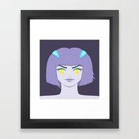 SilentRage Framed Art Print
