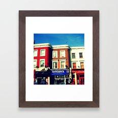 Lavender Hill II Framed Art Print