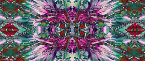 Altered Perceptions 1 Art Print