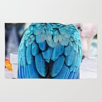 Parrot Life (2) Rug
