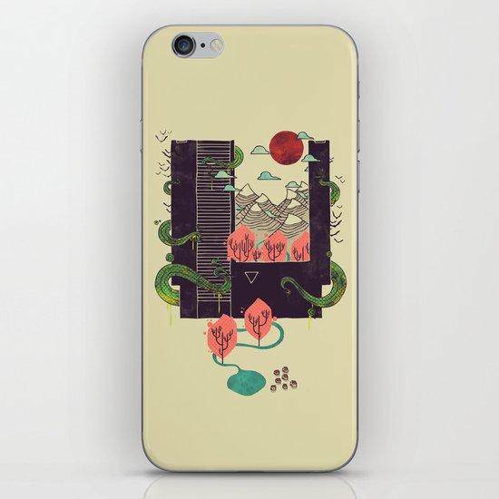 A World Within iPhone & iPod Skin