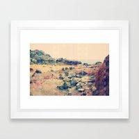 Weebles Wobble Framed Art Print