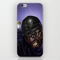 WU-Swordsman iPhone & iPod Skin