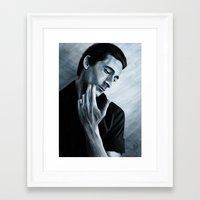 Adrien Framed Art Print