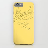 Be Positive iPhone 6 Slim Case