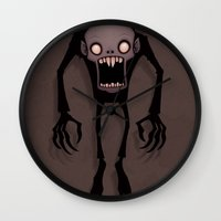 Nosferatu Wall Clock