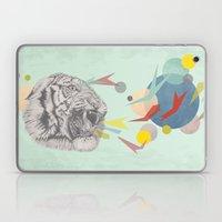 Big cats don't lie  Laptop & iPad Skin