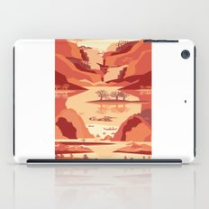 Up The River iPad Case
