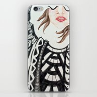 No Emotions are Left iPhone & iPod Skin