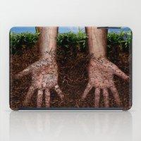 CRECIMIENTO / GROWTH iPad Case