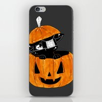 You Can't See Me.. iPhone & iPod Skin