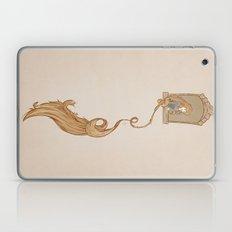 Rapunzel. Laptop & iPad Skin