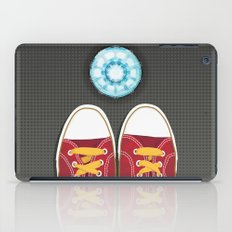 Casual Friday at Stark Industries iPad Case