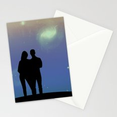 Eternity in an Evening Stationery Cards