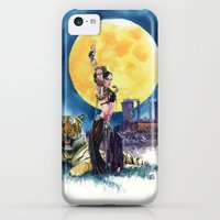 iPhone 5c Cases featuring Ritual by kenmeyerjr