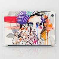 Fashion Kills iPad Case
